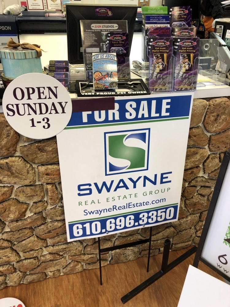 Swayne For Sale Site Sign